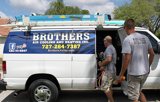 Air Conditioning Sales | Brothers Air Cooling and Heating inc.