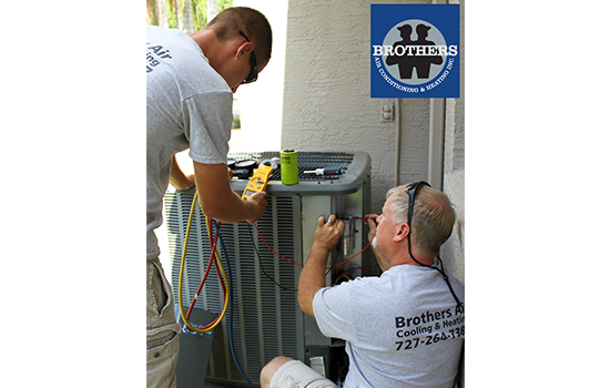 Air Conditioning Repair | Brothers Air Cooling and Heating inc.